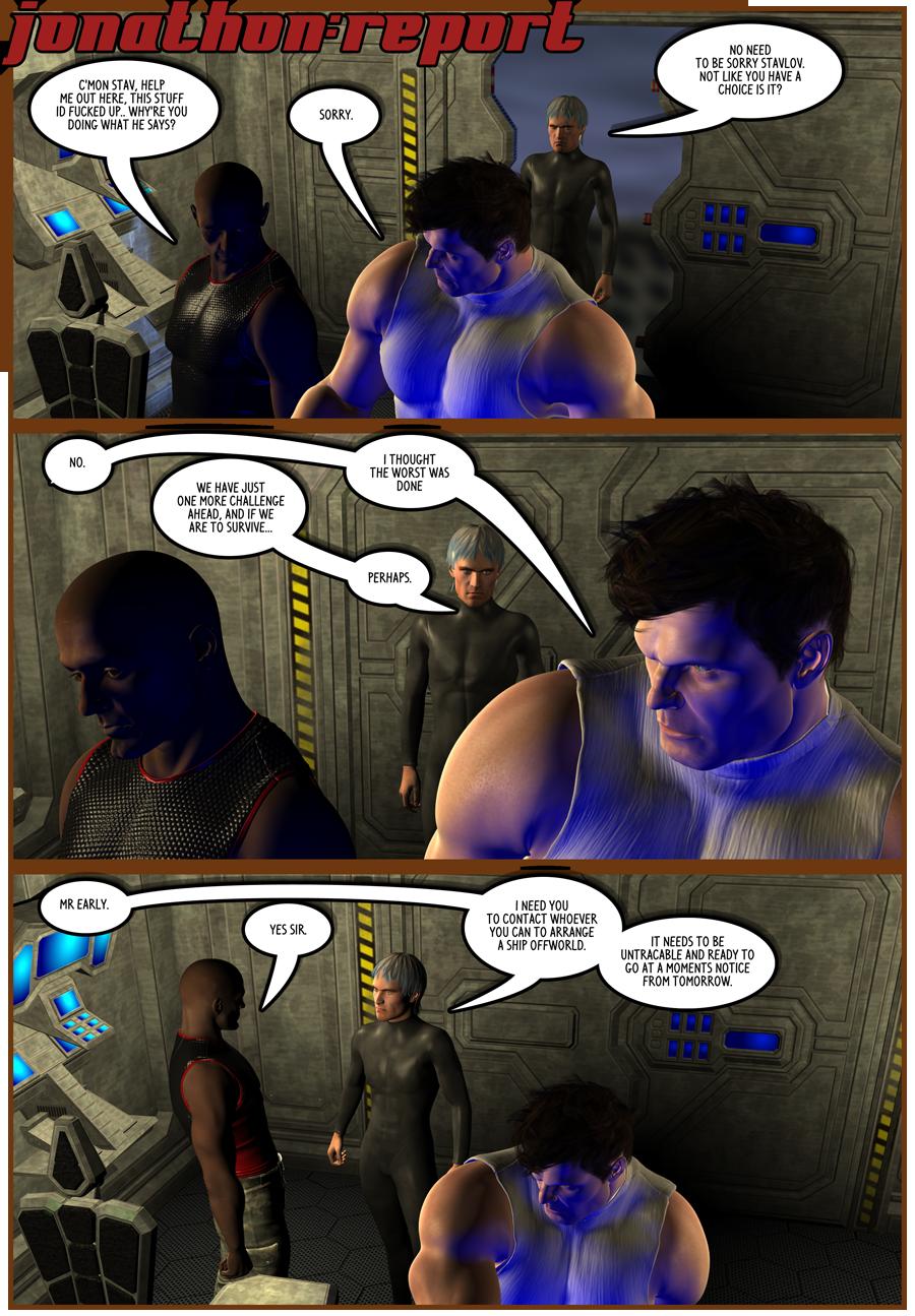 Jonathon: report 3/6